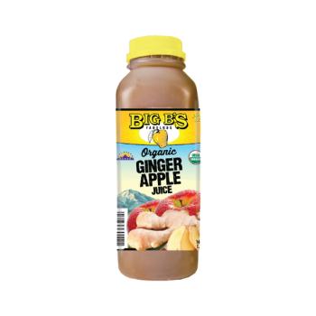 Ginger Apple Juice
