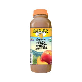 Peach Apricot Apple Juice