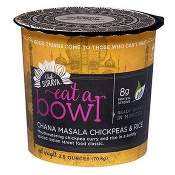 Chana Masala Chickpeas & Rice