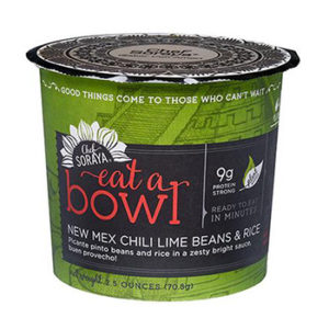 New Mex Chili Lime Beans & Rice